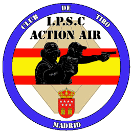 logo CD IPSC Action Air Madrid